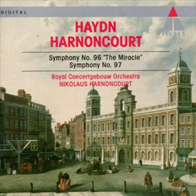 Haydn: Symphonies Nos. 96 & 97