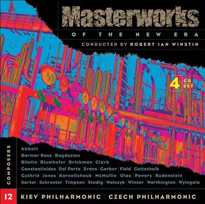 Masterworks of the New Era, Vol. 12