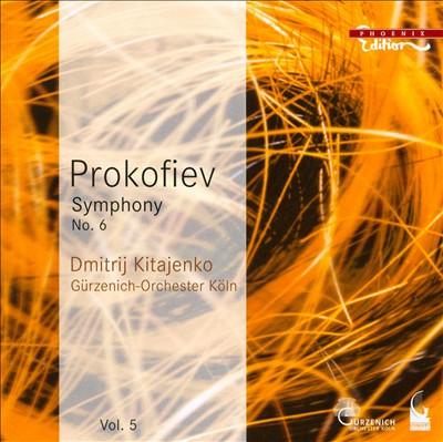 Prokofiev: The Symphonies, Vol. 5