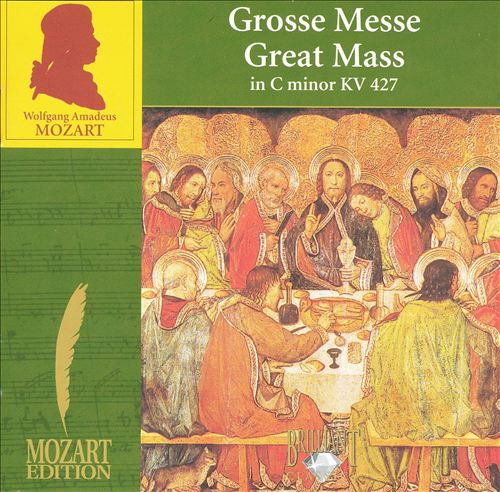 Mozart: Great Mass in C minor, KV 427
