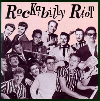Rockabilly Riot [K-Tel]