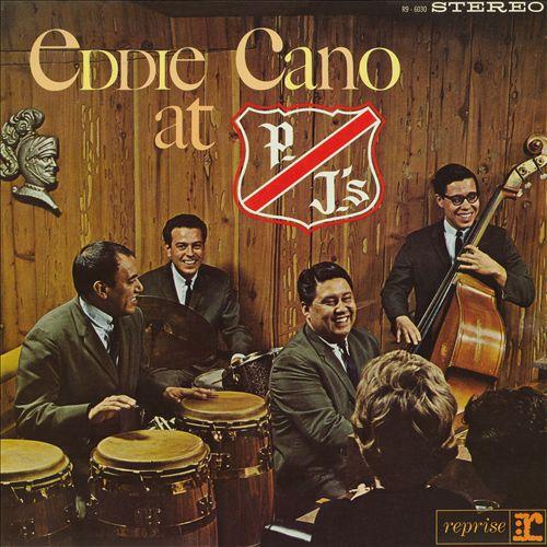 Eddie Cano at PJ's