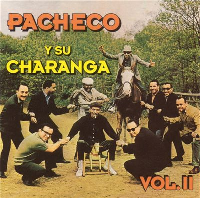 Pacheco y Su Charanga, Vol. 2