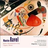 Ravel: Bolero; Klavierkonzert G-Dur; Tzigane; Miroirs