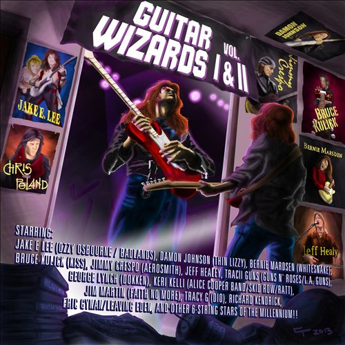 Guitar Wizards, Vols. 1 & 2