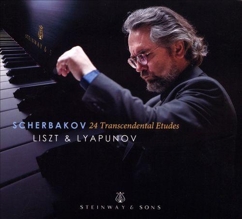 24 Transcendental Etudes: Liszt & Lyapunov