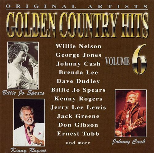 Golden Country Hits, Vol. 6