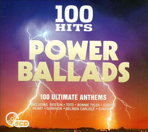 100 Hits: Power Ballads