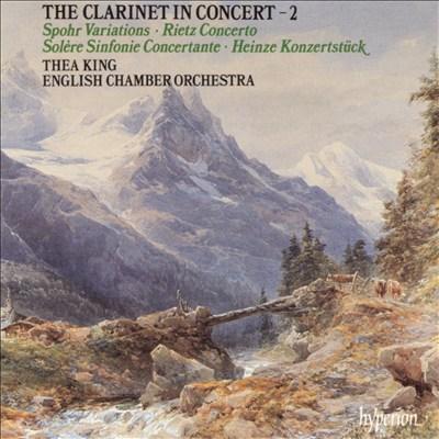 Clarinet in Concert, Vol. 2