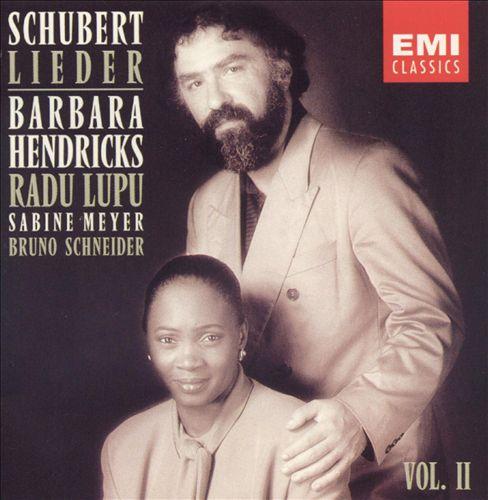 Schubert: Lieder, Vol. 2
