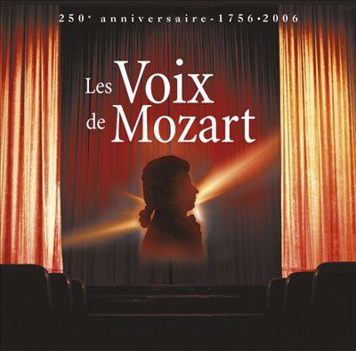 Les Voix de Mozart : 40 Airs d'Operas Par Les Plus