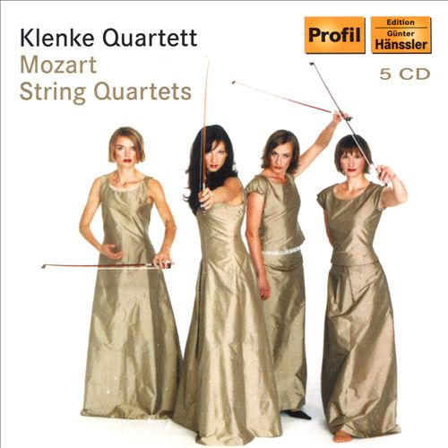 Mozart: String Quartets