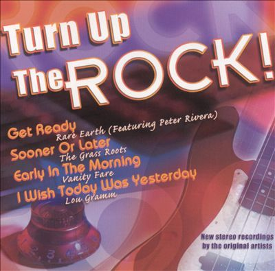 Turn Up the Rock!