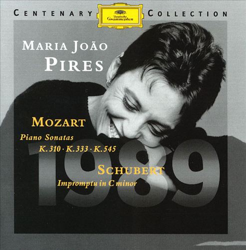 Mozart: Three Piano Sonatas; Schubert: Impromptu No. 1