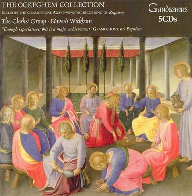 The Ockeghem Collection [Box Set]