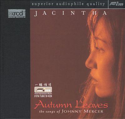 Autumn Leaves: The Songs of Johnny Mercer