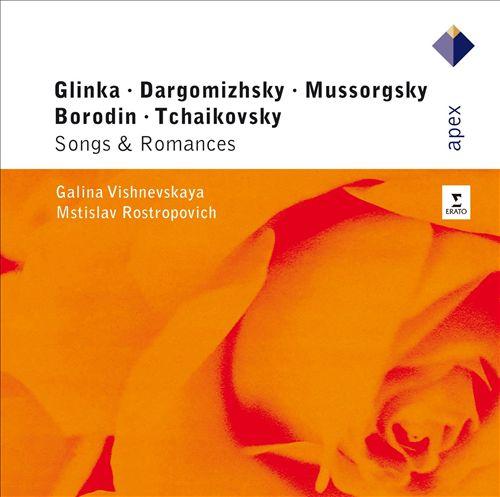 Russian Melodies & Romances