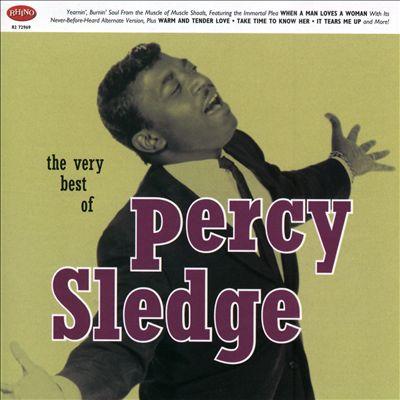 Very Best of Percy Sledge [Rhino]
