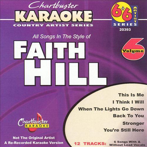 Faith Hill, Vol. 6