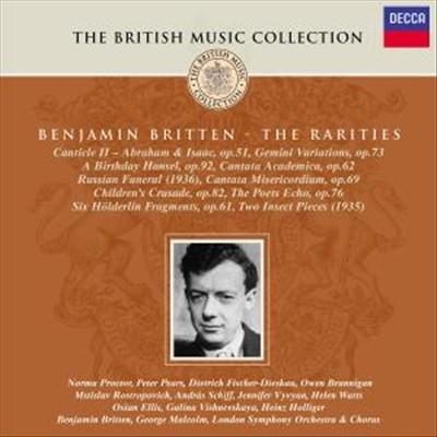 Britten: The Rarities