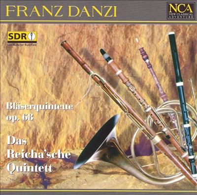 Danzi: Wind Quintets Op. 68