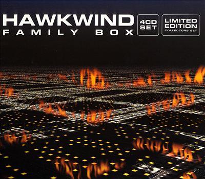 Hawkwind Family Box