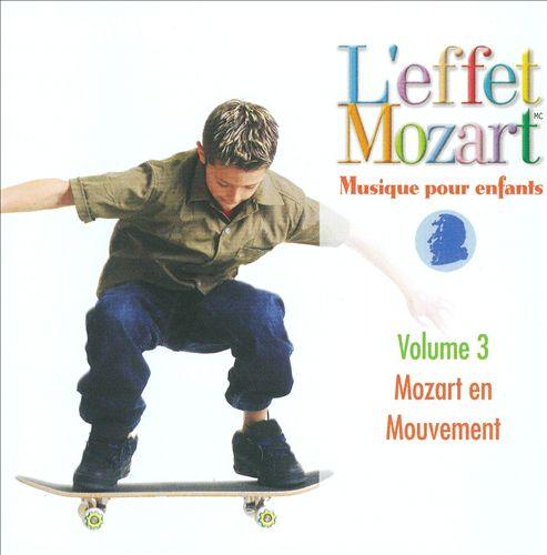 L' Effet Mozart: Musique pour Enfants, Vol. 3