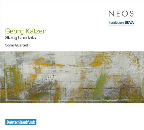 Georg Katzer: String Quartets