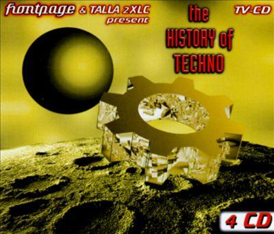 History of Techno [ZYX]