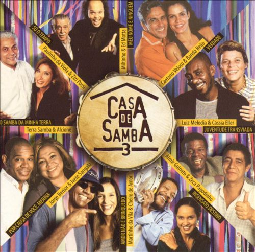 Casa de Samba, Vol. 3 [Mercury]