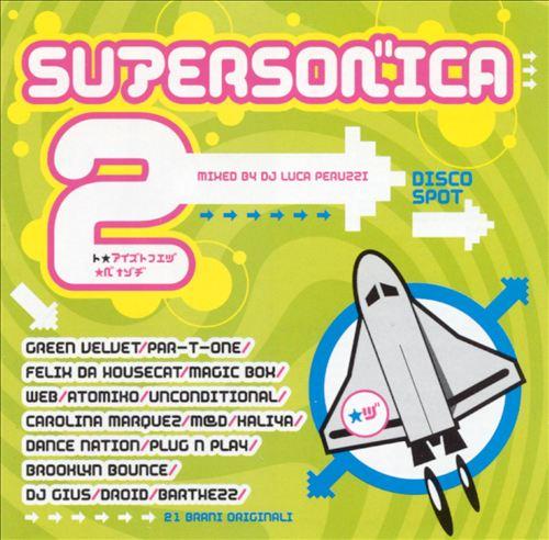 Supersonica, Vol. 2