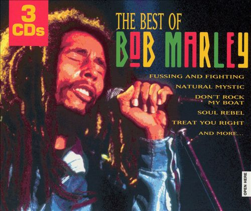 The Best of Bob Marley [Madacy 2004]
