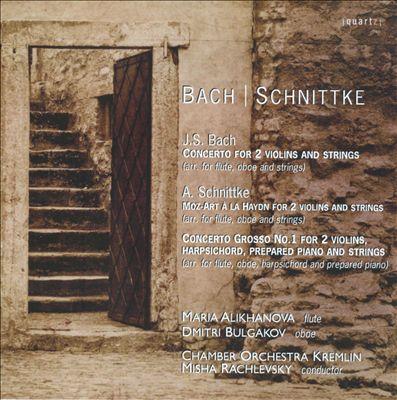 Bach & Schnittke