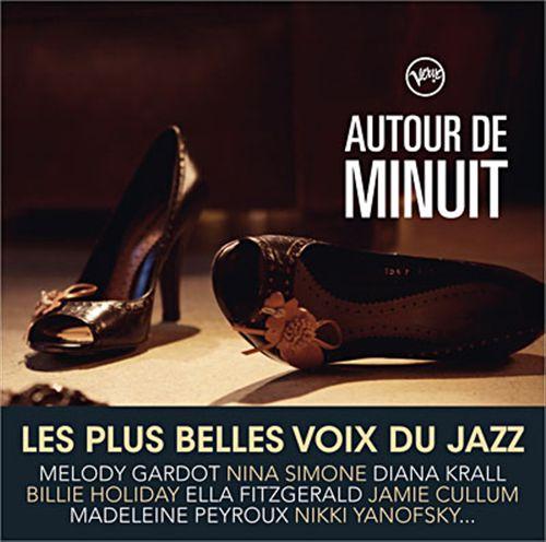 Autour de Minuit: Les Plus Belles Voix de Jazz