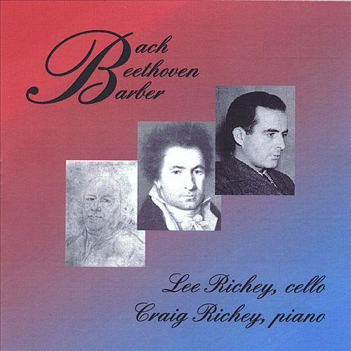 Bach, Beethoven, Barber