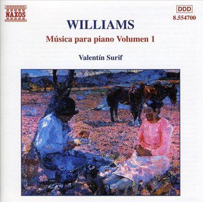 Williams: Música para Piano, Vol. 1