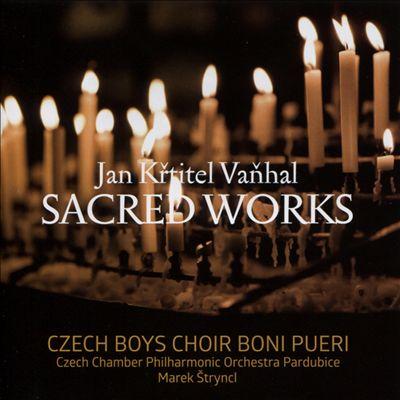 Jan Krtitel Vanhal: Sacred Works