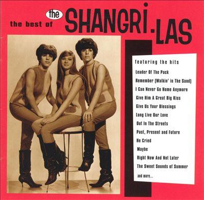 The Best of the Shangri-Las [Mercury]