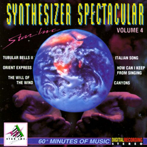 Synthesizer Spectacular, Vol. 4