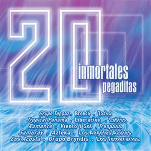 20 Inmortales Pegaditas