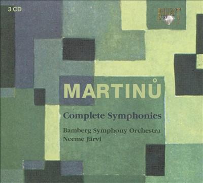 Martinu: The Symphonies