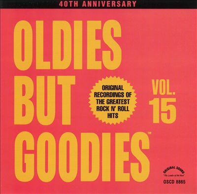 Oldies But Goodies, Vol. 15