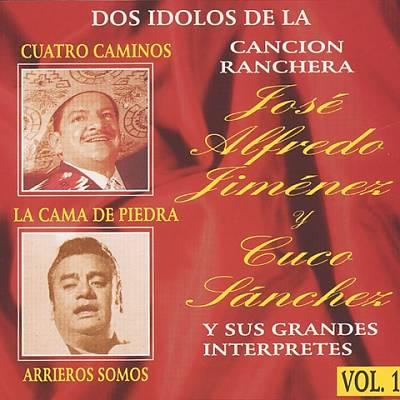 Dos Idolos de la Cancion Ranchera