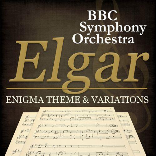 Elgar: Enigma Theme & Variations