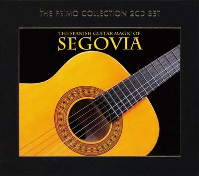 The Spanish Guitar Magic of Andrés Segovia