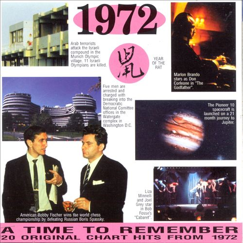 1972: 20 Original Chart Hits