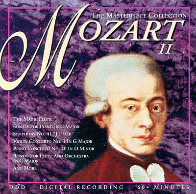 The Masterpiece Collection - Wolfgang Amadeus Mozart II