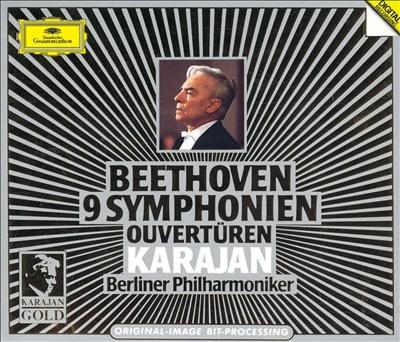 Beethoven: 9 Symphonien; Ouvertüren