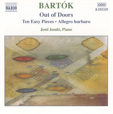 Bartók: Out of Doors
