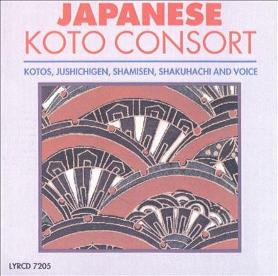 Japanese Koto Consort